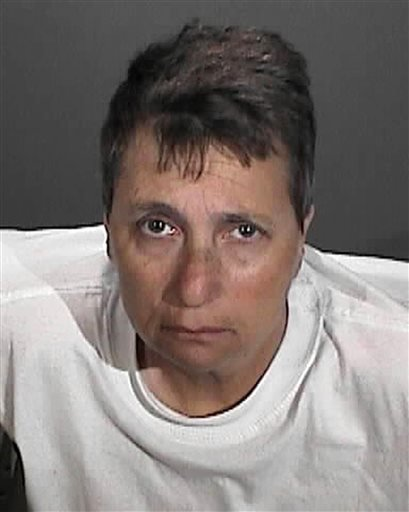 This Thursday, Dec. 18, 2014 booking photo released by the Redondo Beach Police Department shows Margo Bronstein, 56, a resident of Redondo Beach that has been arrested for felony vehicular manslaughter while intoxicated. Bronstein is suspected of hitting