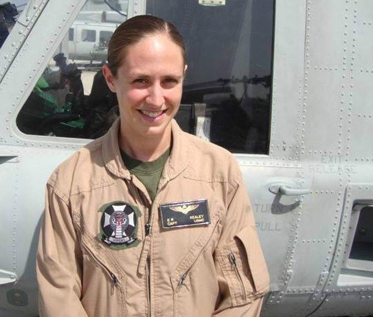 Capt. Elizabeth Kealey