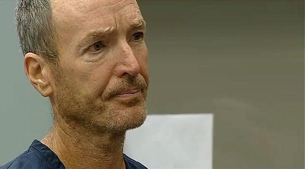 Accused gunman Mike Montana