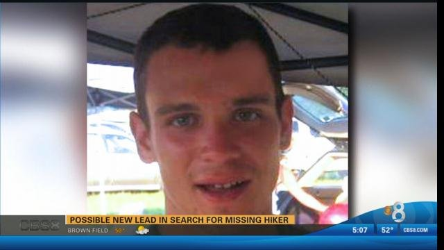Missing hiker Chris Sylvia, age 28