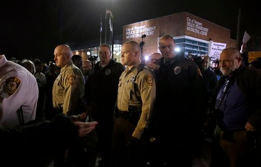 Police to announce arrest in Ferguson police shootings