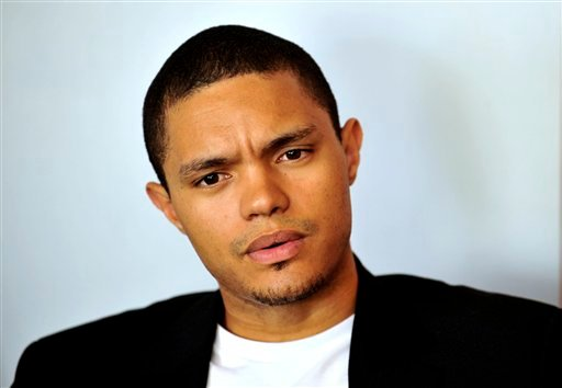 In this photo taken Oct. 27 2009 South African comedian Trevor Noah is photographed during an interview.