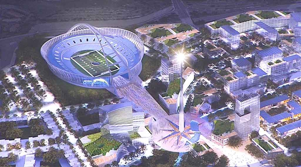 New Chargers Stadium Could Cost At Least 1 Billion Cbs