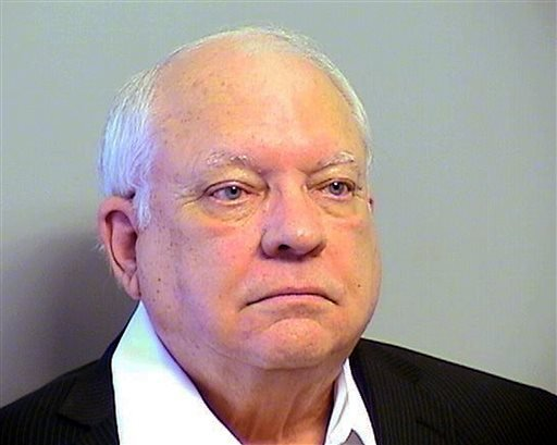 This Tuesday, April 14, 2015 photo provided by the Tulsa County, Oklahoma, Sheriff's Office shows Robert Bates. The 73-year-old Oklahoma reserve sheriff's deputy, who authorities said fatally shot a suspect after confusing his stun gun and handgun, was bo