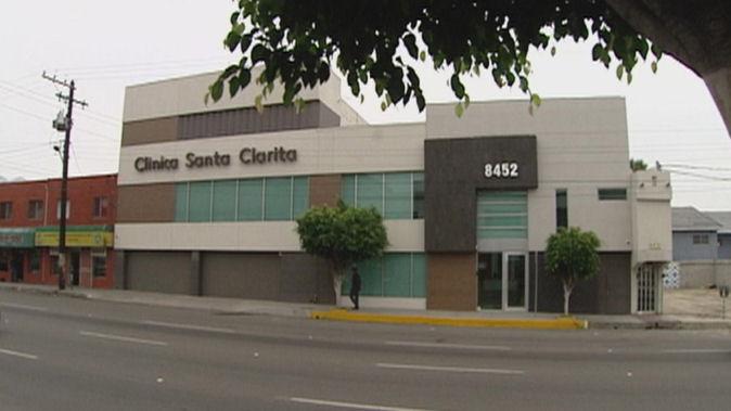 Clinica Santa Clarita in Tijuana