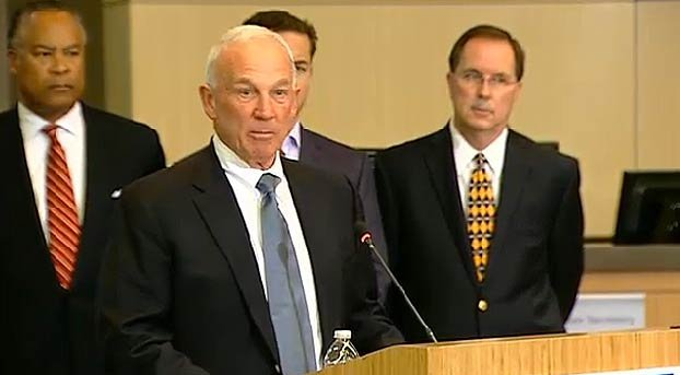 Former San Diego Mayor Jerry Sanders