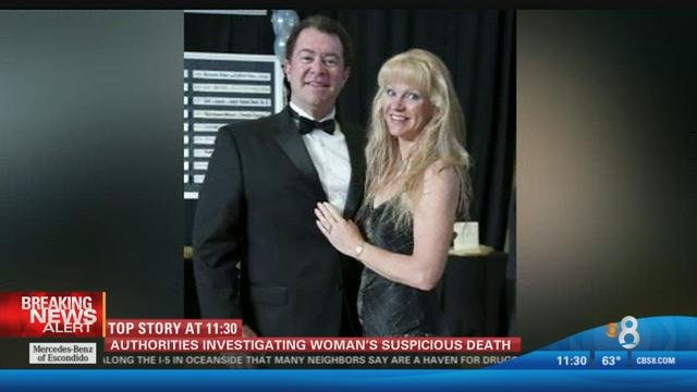 Neighbors said Annika and Robert Bohl (see in the above video screen image) own the home in 700 block of Rosecrans Street in Point Loma.