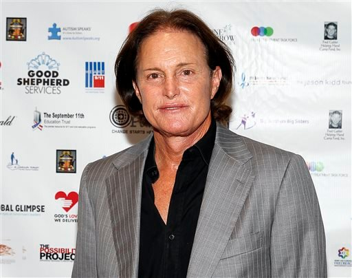 Sept. 11, 2013, file photo: Former Olympic athlete Bruce Jenner arrives at the Annual Charity Day hosted by Cantor Fitzgerald and BGC Partners, in New York. (Photo by Mark Von Holden/Invision/AP, File)