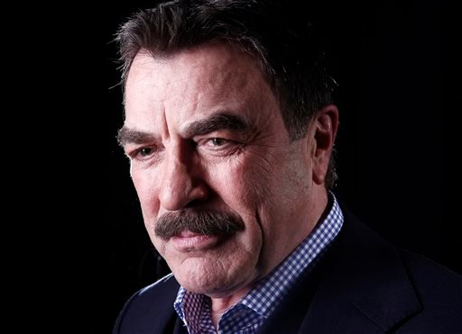 This March 21, 2012 file photo Actor Tom Selleck poses for a portrait in New York.