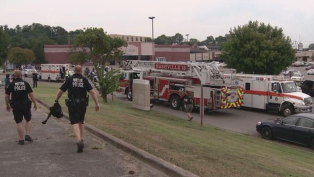 Photo of scene courtesy of: newschannel5.com   News Channel 5 in Nashville. (Wednesday, August 5, 2015)