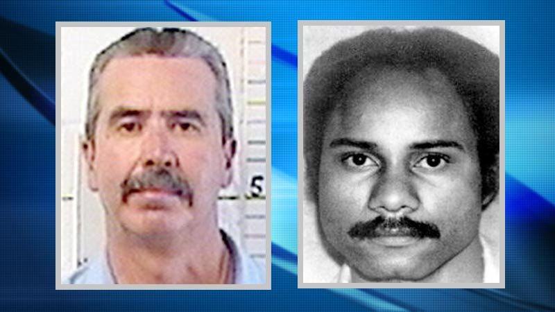 The State Board of Parole has granted parole to Jesus Cecena, left, who killed San Diego Police Officer Archie Buggs (right) in 1978.