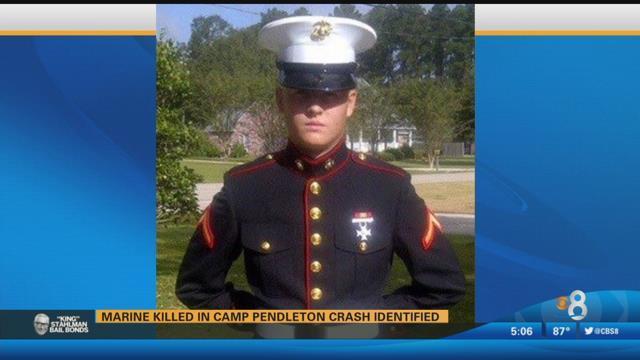 Man Killed in Lemon Grove Shooting ID'd as Miramar Marine ...