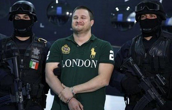 An official said on Wednesday, Sept. 30, 2015, that Mexico is extraditing Valdez Villareal to the United States. (AP Photo/Alexandre Meneghini, File)