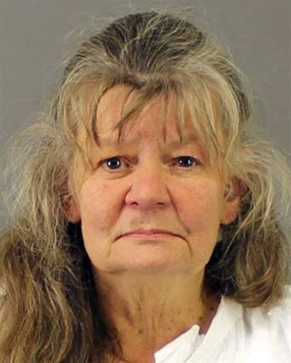 In this undated photo provided by the New Hartford Police Department in New Hartford, N.Y., Deborah Leonard is shown.
