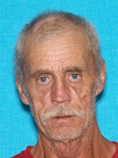 Floyd Ray Cook is seen in an undated photo provided by the Kentucky State Police.