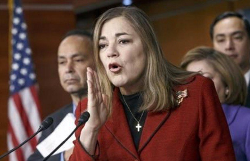 Sanchez, now also a US. Senate candidate, is being criticized after suggesting that as many as two of 10 Muslims would engage in terrorism to establish a strict Islamic state. AP