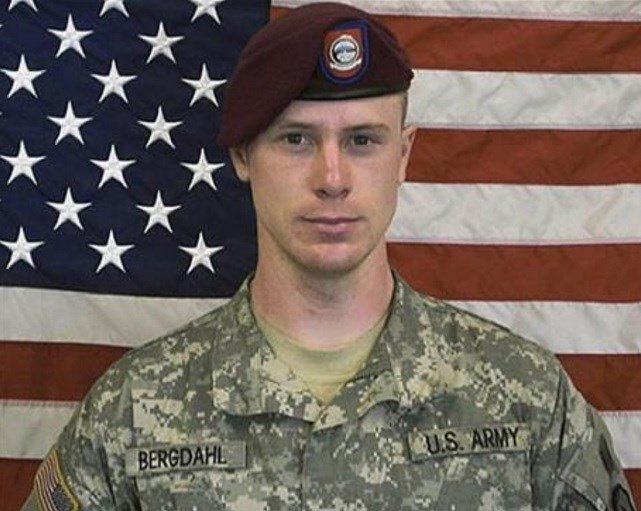 The attorney for Bergdahl, who was released in exchange for five Taliban detainees from Guantanamo Bay, says the soldier's case has been referred for trial by a general court-martial. (AP Photo/U.S. Army, File)