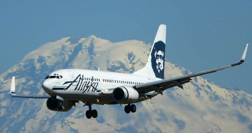Alaska Airlines' Facebook Page