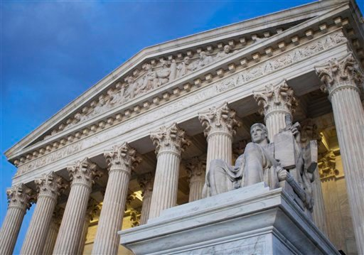 In this Feb. 13, 2016 file photo, the Supreme Court building in Washington. Is eight enough? The Supreme Court has managed to function effectively at less than its full nine-member strength for two extended periods in the past 50 years. The question now i