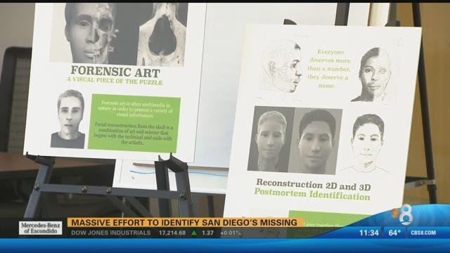 Massive Effort To Identify San Diego S Missing Persons