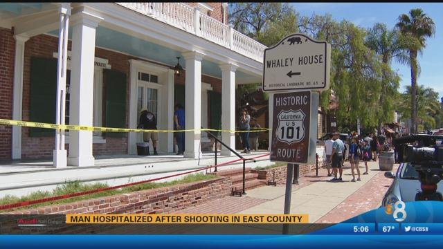 San diego cbs 8 police are searching for vandals who damaged the whaley house in old town over the weekend