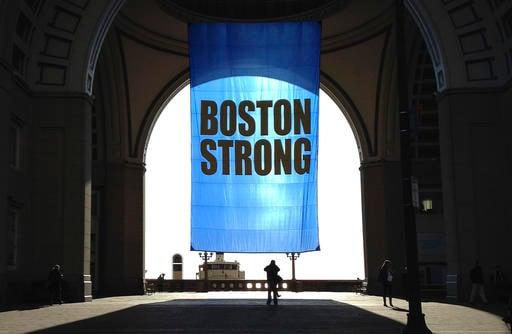 Boston marks 3rd anniversary of deadly marathon bombing