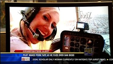 Helicopter Pilot Oral Sex