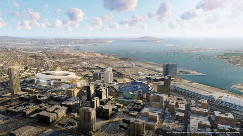 Faulconer endorses chargers downtown stadium opponents for Worldwide motors san diego ca