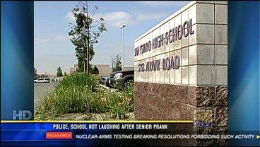 San Diego Teens Pranking San Ysidro High School Caught Red