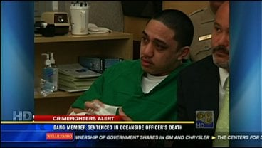Life In Prison For Man Convicted In Shooting Death Of Oceanside Cop Cbs News 8 San Diego Ca