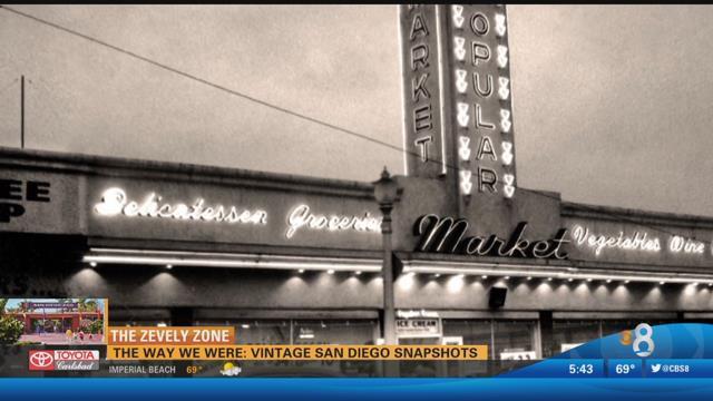 The Way We Were: Vintage San Diego Snapshots