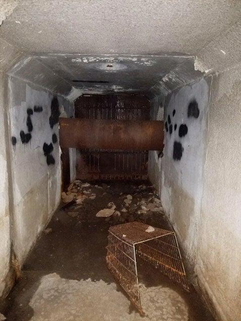 Underground Discovery Hidden Tunnels Under A San Diego