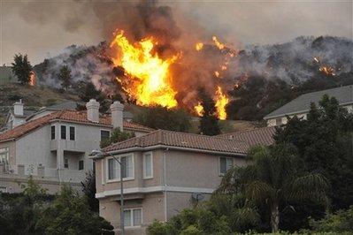 Fire Official Big La Forest Fire Human Caused Cbs News 8 San Diego Ca News Station Kfmb
