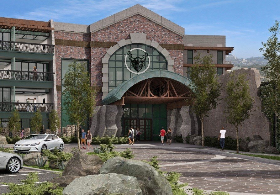 Stone brewing co will open a brewery themed hotel in for 100 beauty salon escondido