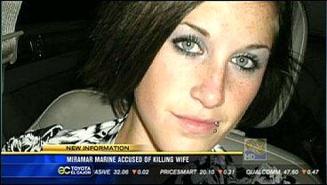 Miramar Marine Accused Of Killing Wife Victim Identified