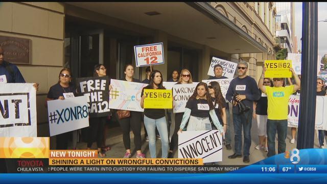 Shining a light on wrongful convictions cbs news 8 san for Worldwide motors san diego ca