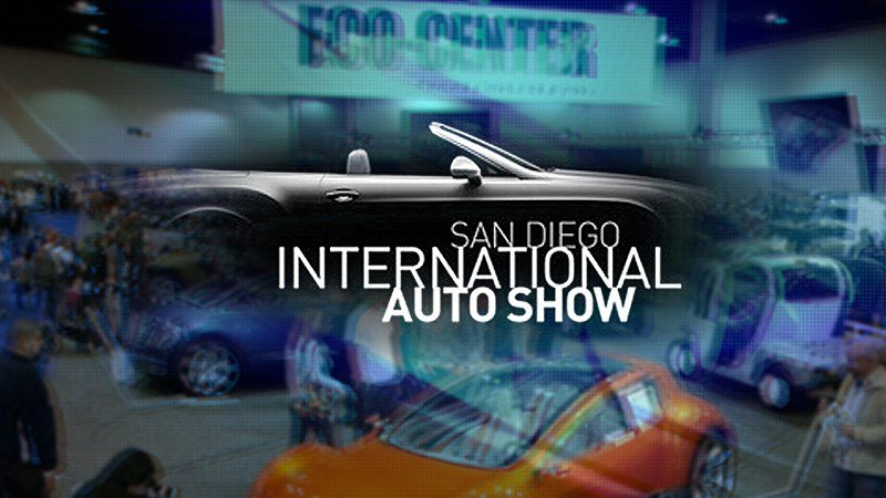 San Diego International Auto Show Concludes On New Years Day CBS - San diego convention center car show