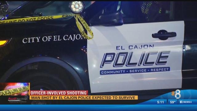 Ois man shot by el cajon police expected to survive cbs for Honda el cajon service