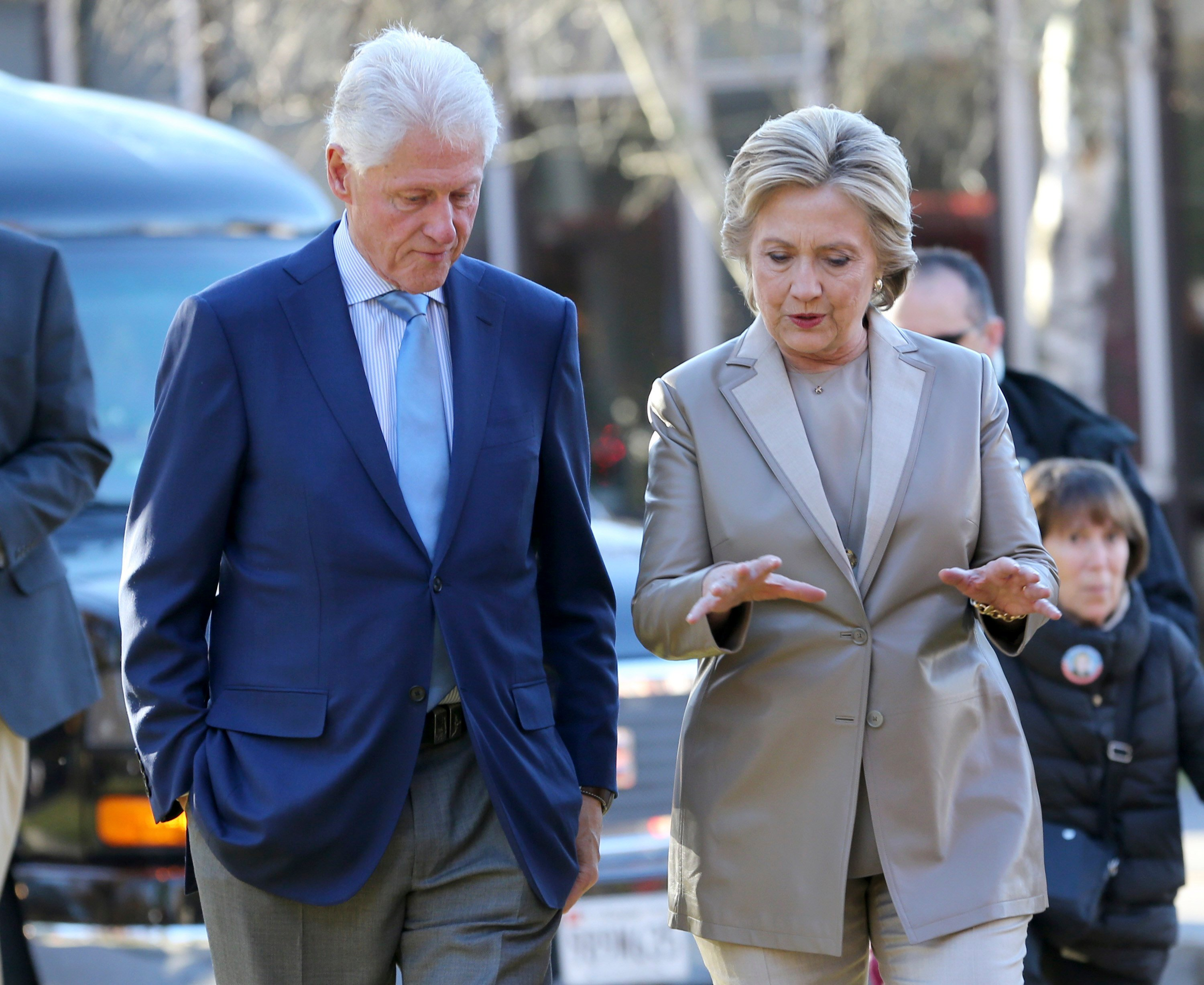 Bill And Hillary Clinton To Attend Trump Inauguration