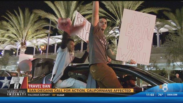 Cair Federal Lawsuit Travel Ban