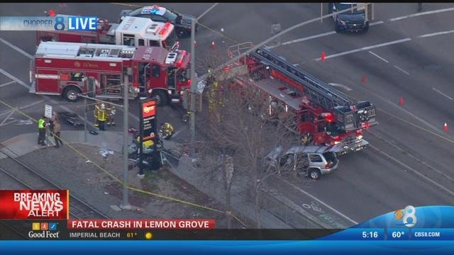 Family Members Share Pictures Of Victims In Lemon Grove