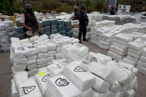 Mexico S Largest Pot Bust Likely Hit Sinaloa Gang Cbs