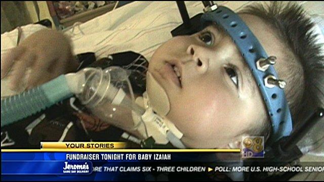 Baby Izaiah S Parents Push For Tougher Dui Laws Cbs News