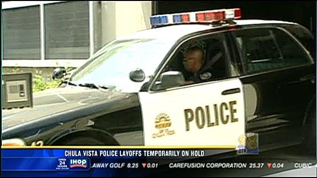 Honda Chula Vista >> Chula Vista police layoffs temporarily on hold - CBS News 8 - San Diego, CA News Station - KFMB ...