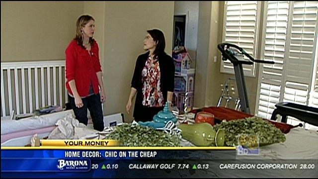 Home Decor Chic On The Cbs News 8 San Go Ca