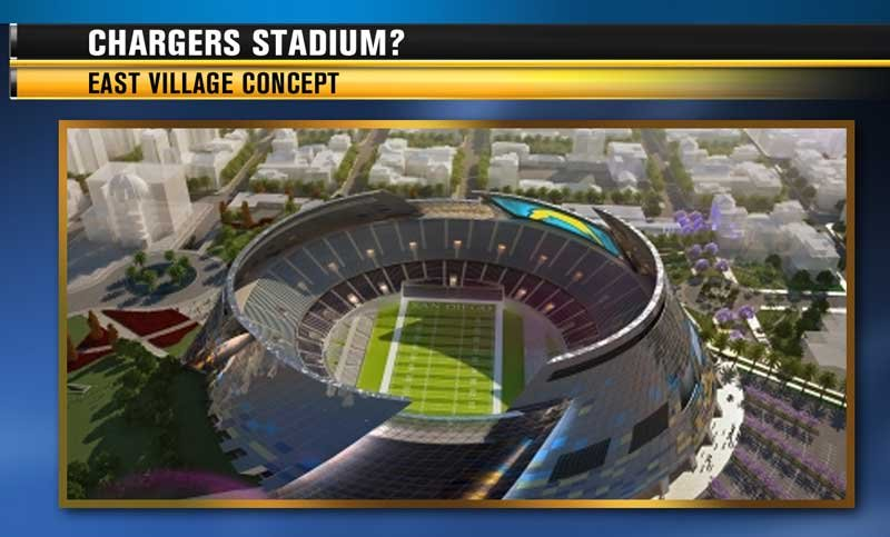 san diego designers envision a new chargers stadium