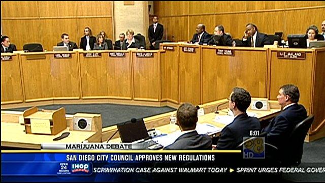 City Council approves new marijuana dispensary regulations ...