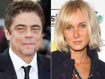 kimberly stewart benicio. child with Kim Stewart