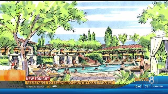 Honda Of Escondido >> Homeowners meet to oppose Escondido Country Club project ...
