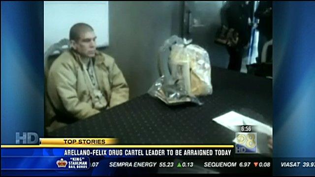 Alleged Leader Of Arellano Felix Drug Organization Ordered Held Cbs News 8 San Diego Ca